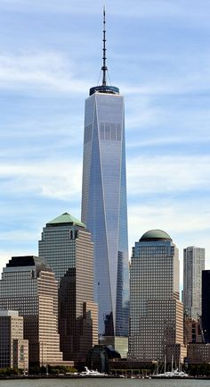 One World Trade Center | New York City | Skidmore Owings Merrill | photo © John W. Cahill/CTBUH