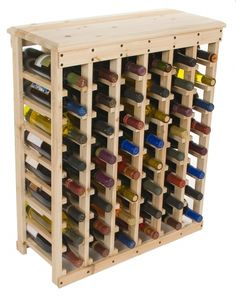 The Advantages Of Using A Wood Wine Rack wine-rack – Expert Wine Guy.com
