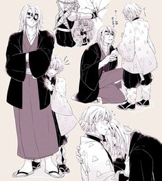 Kimetsu no yaiba Doujinshi + fanart + . Demon Slayer, Slayer Anime, Anime Angel, Anime Demon, Cool Anime Girl, Demon Hunter, Touken Ranbu, Doujinshi, Me Me Me Anime