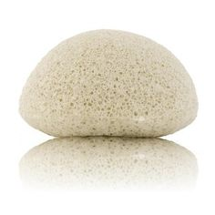 The Konjac Sponge French Green Clay Konjac Sponge Puff, Konjak-Schwam