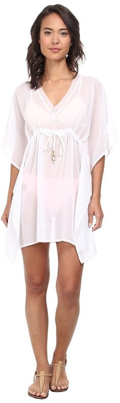 36b0a0fe20 Echo Design Solid Silky Butterfly Cover-Up