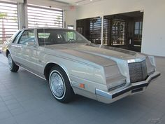 Car brand auctioned:Chrysler Imperial 1981 v 8 Car model chrysler imperial low miles all original sunroof leather