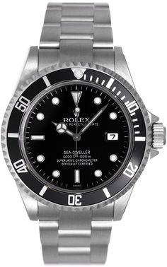 Rolex Sea Dweller Steel 4000 Mens Watch | juwelier-haeger.de