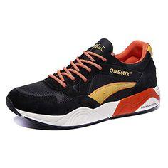 more photos 210a6 4402d ONEMIX Mens Fashion Sneakers Skate Retro Shoes