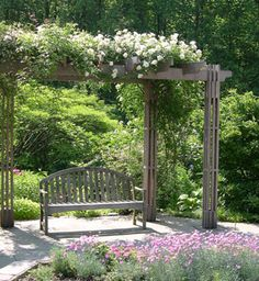 Brookside Gardens in Maryland -  The Fragrance Garden