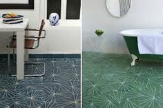 Just fell for these gorgeous tiles by Swedish design group, Claesson Koivisto Rune, over at Style Files. The Dandelion and Casa tiles debuted in Stockholm Floor Texture, Geometric Tiles, Deep Soaking Tub, Interior Decorating, Interior Design, Swedish Design, Style Tile, Floor Decor, Tile Patterns