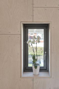 Natre dør og vindu - Arne Garborgs vei // Tyin arkitekter