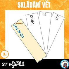 Skládání vět, fráze - vejířky | LesyNápadů.cz Chart