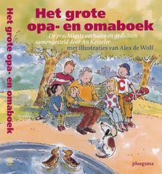 Het Grote Opa En Omaboek #Kinderboekenweek2016