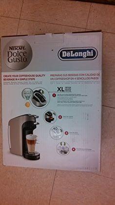 Nescafe Dolce Gusto Espresso Machine – Esperta by DeLonghi