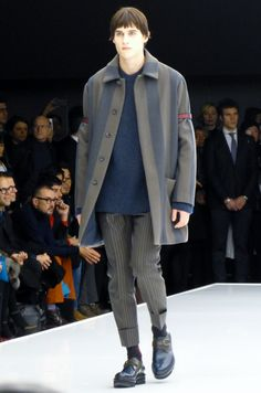 Z Zegna Fall/Winter 2014/15 - http://olschis-world.de/  #ZZegna #Menswear #FashionWeek