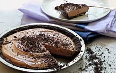 Light yet rich, this magical dessert is like the grown-up version of the chocolate pudding pie of your youth It requires a bit more work, but nothing terribly taxing Just whip melted chocolate, butter and eggs into a mousse, and then pour it all into a chocolate cookie crust