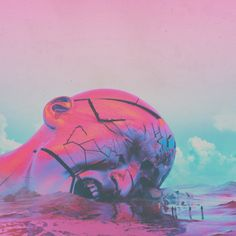 As surreais e psicodélicas ilustrações de Mike Winkelmann