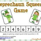 This adorable St. Patrick's Day themed activity will help your students practice recognizing, comparing and ordering numbers 1-30! This is a...