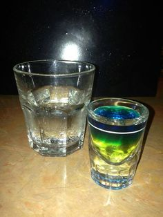 Seahawks Boom Shot. Yes!   Where can I find how to make this!!! Lol.