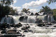 Chishimba Falls  near Kasama, Northern Province, Zambia