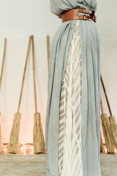 """""""Ethereal Dress"""": Bamboo Rayon in McCall's 3912 with kimono-inspired side slits and sleeves omitted. Lovely! via Create / Enjoy: November 2013"""