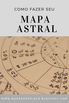 como fazer seu mapa astral online