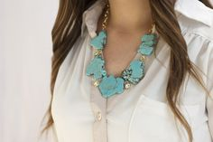 It's Back! Gorgeous Turquoise Necklace! | Jane