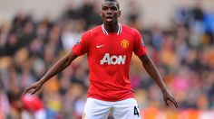 Paul Pogba Shows Off His New Hair Cut For Manchester United Debut