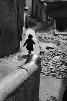 by Sergio Larrain Valparaiso, Chile, 1963.