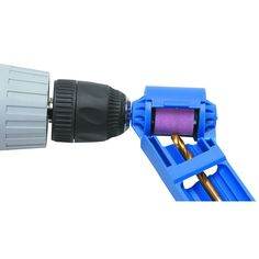 Super Handy Drill Bit Sharpener! Use Your Drill To Sharpen Bits! World Shipping!