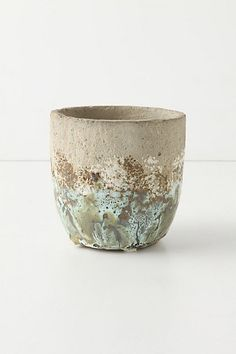 Some inspiration for when I maybe get around to painting concrete pots