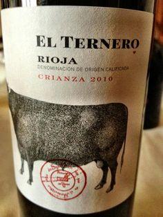 El Alma del Vino.: Viñedos del Ternero Crianza 2010.