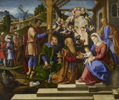 The Adoration of the Three Kings