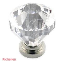 Richelieu Crystal Knob