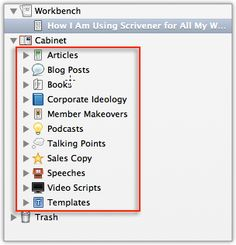5 Reasons I Switched to Scrivener for All My Writing, Michael Hyatt