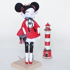 Amigurumi doll by Goval Anastasia Moskva (Omsk) kukukolki. (Inspiration).