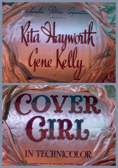 Cover Girl: Rita Hayworth and Gene Kelly
