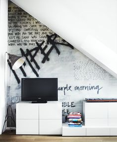 home decor graffiti ideas