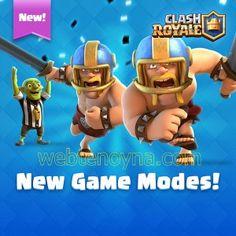 Clash Royale Yeni Güncelleme Ekim 2017 | webtenoyna.com