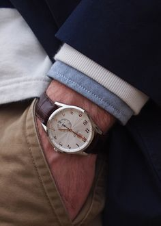 // watches & layers...