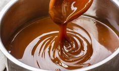 Sauce chaude au caramel