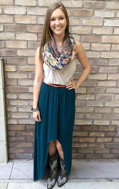 This look is 60% off in our ATX store!  Come see us!   Southern Thread Austin, TX.