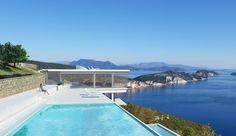 Poros Design Villa by www.b-h-design.com