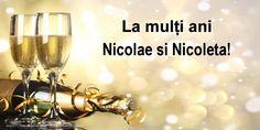 La multi ani Nicolae si Nicoleta!