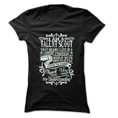 Job Title Talent Scout ... 99 Cool Job Shirt ! T-Shirts, Hoodies (22.25$ ==► Shopping Now to order this Shirt!)