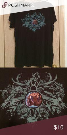 World Of Warcraft t-shirt DRUID Druid class from jinx xxl World of Warcraft  Tops Tees - Short Sleeve