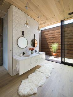 SENSE Doppel- Waschtischunterschrank Kollektion Sense by IdeaGroup ... | {Doppel waschtischunterschrank design 48}
