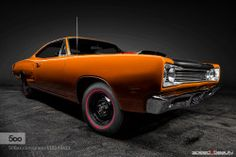 """fourcolortransport: """" 1969 Plymouth Super Bee by speedNbeauty """" Plymouth Super Bee, Dodge Super Bee, Floating Lights, Dodge Coronet, Mopar, Muscle Cars, Orange Slices, Favorite Color, Madness"""