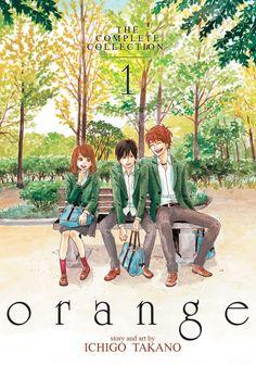 El Manga de Orange tendrá un spinoff de dos partes...