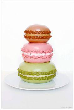 Macaron Cake Tutorial