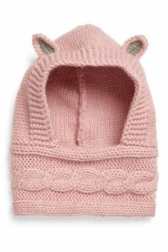 Knitted Baby Booties & Free Pattern & Stricken ist so einfach wie 3 Das St& Baby Hats Knitting, Knitting For Kids, Crochet For Kids, Free Knitting, Knitting Projects, Crochet Baby, Knitted Hats, Knit Crochet, Knitting Patterns