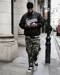 """12.2k Likes, 65 Comments - HYPEBEAST Style (@hypebeaststyle) on Instagram: """"Swipe to see how Londoners are donning the hottest trends this season so far, and drop your…"""""""