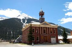 Silverton City Hall (pinned by haw-creek.com)