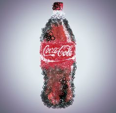 Coca Cola. MY FAVORTIE! For mentel strength I gave this up for a year. I haven't had any since December 31st 2011